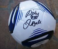 *DAVID BECKHAM*SIGNED*AUTOGRAPHED*ADIDAS*SOCCER*BALL*FUTBOL*TO: ASHLEY*PROOF!!