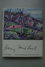 Heinz Michel 1973 Maler