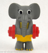 Larry LIFTER da Olimpiadi degli animali 1996 di Bahlsen personaggio estraneo senza BPZ