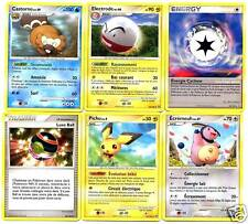 POKEMON DP7 TEMPETE Semi Rare 33 Cartes LPS 25