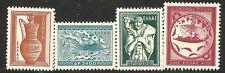 Greece Scott    563  -  566   Mint Hinged