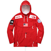 Supreme The North Face Trans Antartica Expedition Pullover Red (Size M) S/S 2017