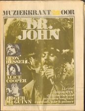 OOR 1973 14 Dr JOHN Alice Cooper CANNED HEAT Archie Shepp J J CALE Paradiso ELP