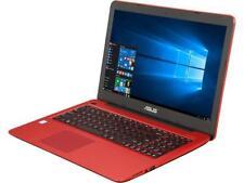 """ASUS F556UA-LH51-RD 15.6"""" Laptop Intel Core i5 7th Gen 7200U (2.50 GHz) 1 TB HDD"""