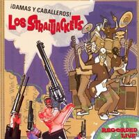 Los StraitJackets - Damas y Caballeros los Straitjackets [New CD]