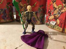Vintage 1981 MOTU, SCAREGLOW, Masters of the Universe Action Figure, He-Man