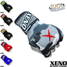 Xeno Fist Gel Bandages Mma boxing Inner Quick Hand Wraps Gloves