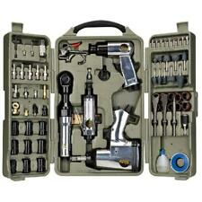Impact Tools 71 Piece Diy Starter Air Tool Set Accessories w Storage Carry Case