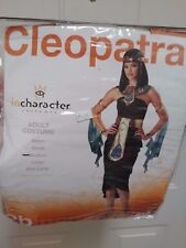 "Cleopatra Adult Costume ""2bIn Character Costume"" Woman Size M"