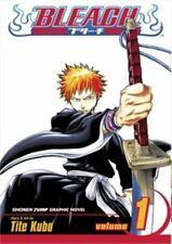 Bleach, Vol. 1 by Tite Kubo and Lance Caselman (2004, Paperback) Brand New