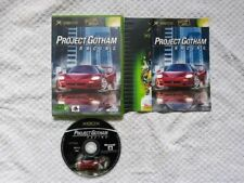 Project Gotham Racing Microsoft Xbox complet pal FR