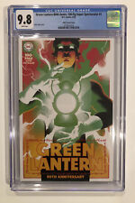 Green Lantern 80th Anniversary 100-Pg Super Spectacular #1 CGC 9.8 -1950's cover