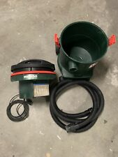 Metabo wet and dry vacuum