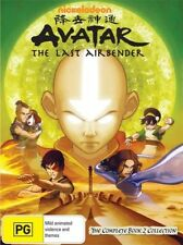 AVATAR Complete BOOK 2 EARTH : NEW DVD