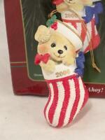 American Greetings Ornament Xmas Joy, Ahoy! Teddy Bear Sailor Christmas 2000