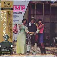 LOWELL FULSON-TRAMP-JAPAN MINI LP SHM-CD BONUS TRACK Ltd/Ed F56