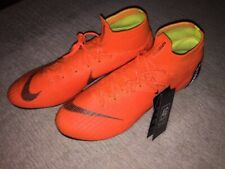 Nike Mercurial Superfly VI 6 Elite AG Soccer Shoes, Size 11.5, Vapor, Hypervenom