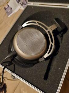 Beyerdynamic T1 gen 1 Over the Ear Headphones - Silver 600 Ohm High Impedance