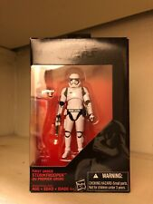 "Hasbro Star Wars The Black Series TFA Walmart Ex 3.75""- Stormtrooper -New/Sealed"