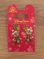 Disney's - Chip and Dale – Christmas (2 Pin Set) - Pin 106219