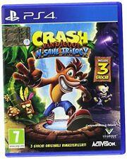 Videogiochi crash bandicoot PEGI 7