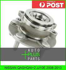 Fits NISSAN QASHQAI+2 JJ10E Front Wheel Bearing Hub