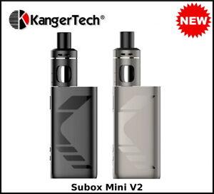 Kanger Kangertech Subox Mini V2 Starter Kit - 100% Authentic - UK Stock