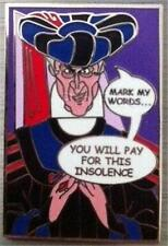 FROLLO Hunchback Of Notre Dame  2011 VILLAINS COMIC BOOK Disney MYSTERY PIN