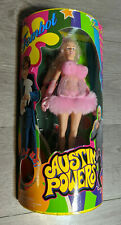 Austin Powers FEMBOT Action Figure Ddoll Trendmasters 1998, Sound Still Works
