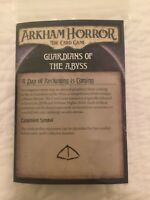 Arkham Horror LCG: Guardians of the Abyss Scenario Pack - Sealed
