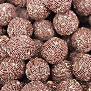 Kingsway Rumballs Jamaican Rum Truffles Chocolate Balls Retro Sweets 100g - 3kg