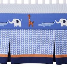 Nip The Collection By Lambs & Ivy Soho Jungle Valance Elephants Giraffe