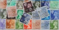 Scotland 25 Stamps (L143)