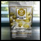 COD LIVER OIL 365 CAPSULES  HIGH STRENGTH  ONE PER DAY FOR HEART AND JOINTS
