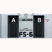Boss FS-6 Dual Footswitch