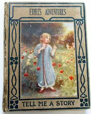 ETHEL'S ADVENTURES IN THE DOLL COUNTRY circa 1920 Fairy, Monkey's Ten Little N__