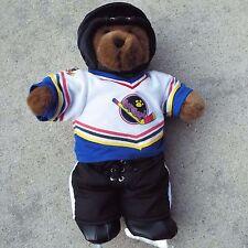 Build A Bear Hockey Outfit Helmet Skates Shirt Jersey Briefs Hockey Pants