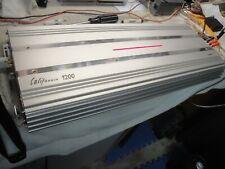 Old School Profile California Ca 1200 surfboard amplifier 2 channel car amp Vgc