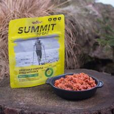 Summit to Eat Vegetable Chipotle Chilli & Rice