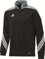Adidas Fußball Sereno 14 Training Sweatshirt Herren schwarz