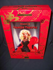 Mann's Chinese Theater Barbie Doll NRFB  1999 Mattel Beautiful Blonde doll!