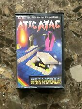 Juego Atic Atac de Ultimate Play The Game para Sinclair ZX Spectrum