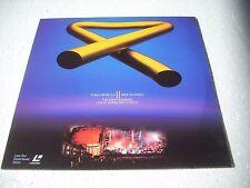 MIKE OLDFIELD  / LIVE AT EDIMBURGH CASTLE Europe Laserdisc Pal version
