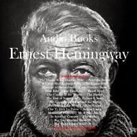 CD - Audio Books - Ernest Hemingway - Plus Bonus Books - Suit Sight Impaired