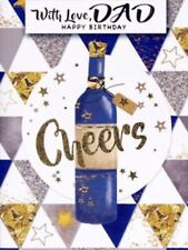 Grandad Birthday Card Cheers to You by Simon Elvin