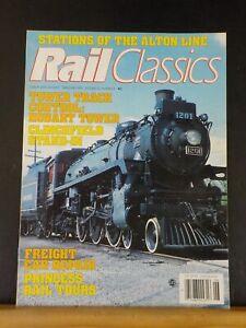Rail Classics Magazine 1993 May June V22#3 Tower Track Control Hobart Tower