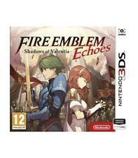 Videojuego Nintendo 3DS (3ds y 2ds) Fire Emblem Echoes Shadows of Valentia