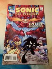 Sonic The Hedgehog #104 Condition: 6/10 Archie Comic Book Issue