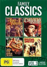 Family Classics : Vol 3 (DVD, 2017, 3-Disc Set)