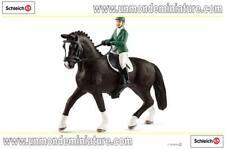 Horse Club Cavalière De Saut D'Obsatcle Avec Cheval  SCHLEICH - SC42358